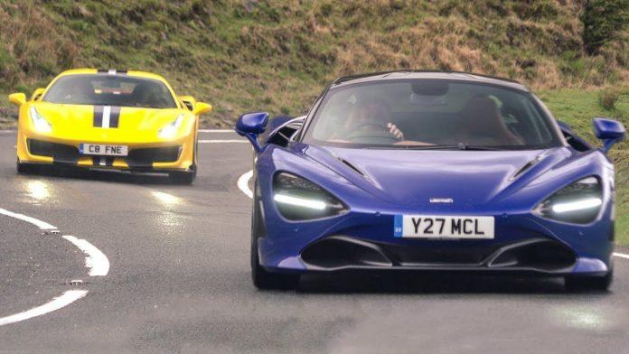 Συγκρίνοντας τις Ferrari 488 Pista και McLaren 720S