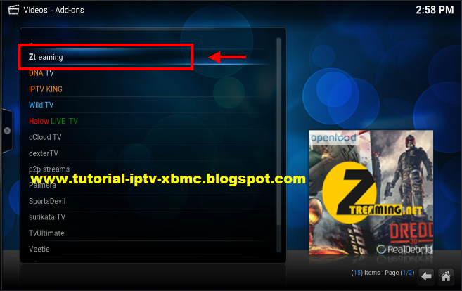 how to use add on for kodi to watch tv