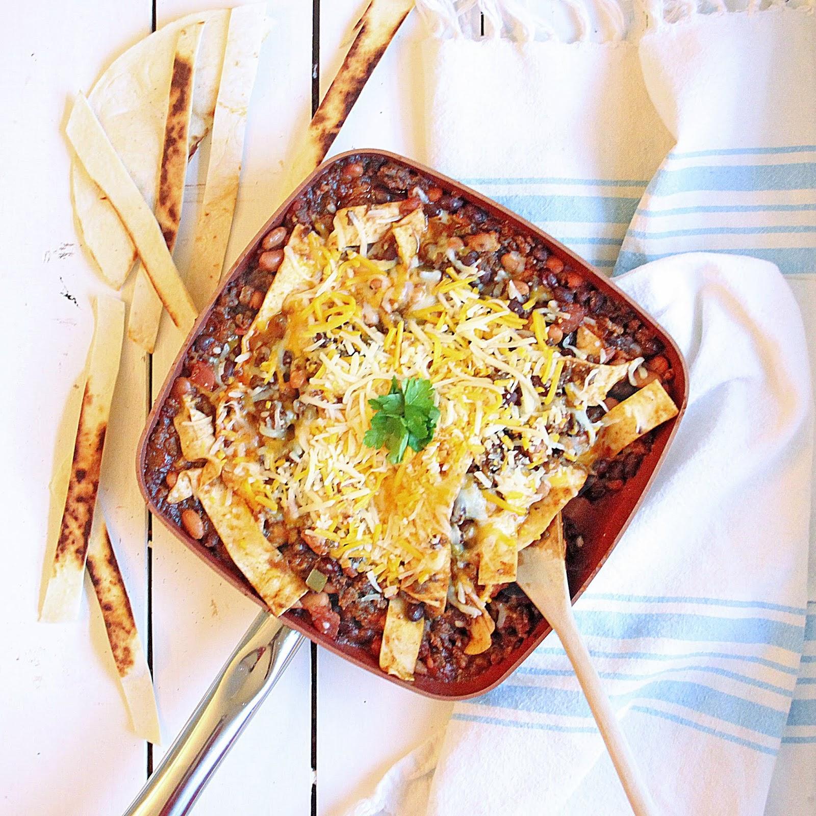 Tex-Mex skillet recipe