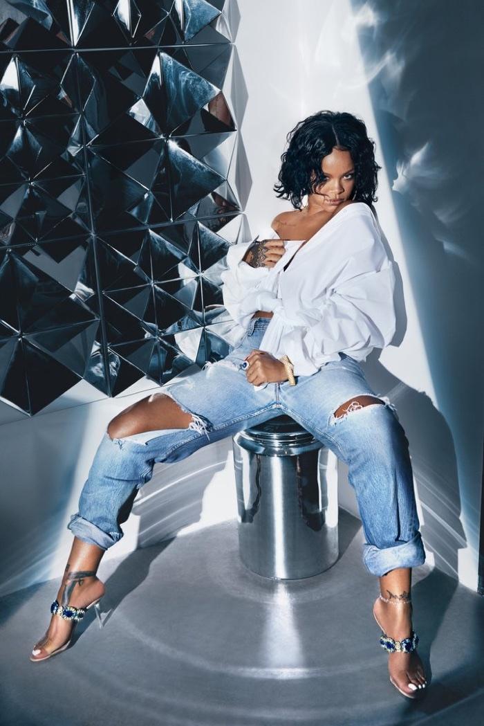 Rihanna x Manolo Blahnik So Stoned Collection 2017