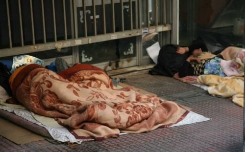 Αύξηση των αστέγων - Ένα ταχέως αναπτυσσόμενο φαινόμενο