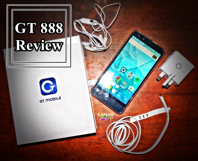 GT Mobile, GT 888, smartphone, Android 5.1, HotKnot, quick-charge technology, sound quality, lightweight smartphone, Gorilla Glass 3, 64-bit quad-core processor, smartphone review,