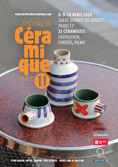 Festival de la céramique - Paris 11e