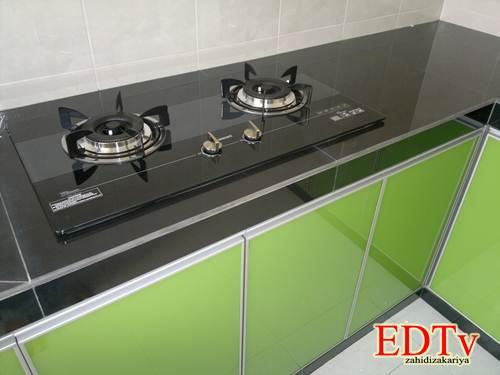 Pemasangan Dapur Gas Desainrumahid