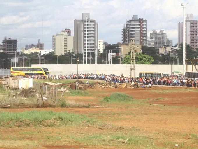 Tren Encarnación-Posadas transporta hasta 11.000 personas por día