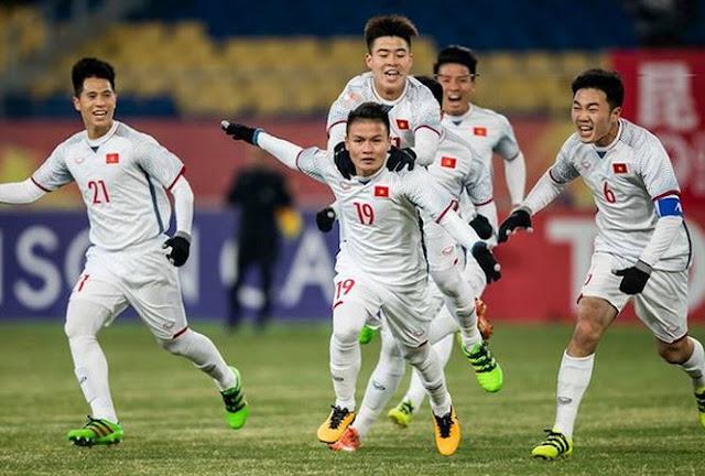 Thành công của U23 và thời đại của V-League 2018