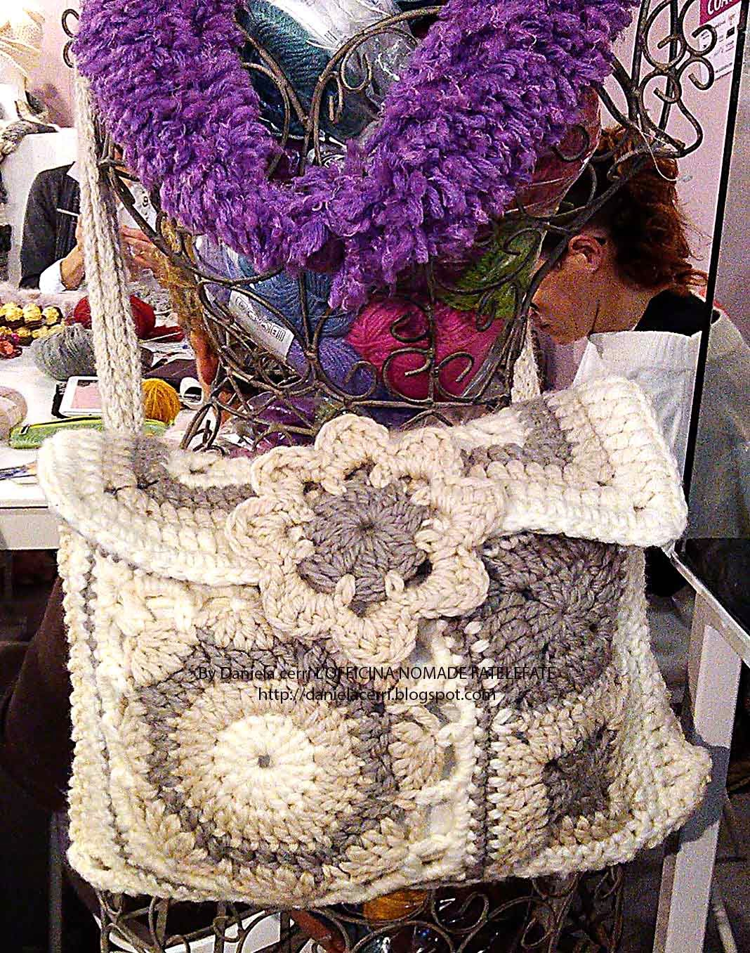 "INTERVISTA RAI ""CROCHET DESIGN"""