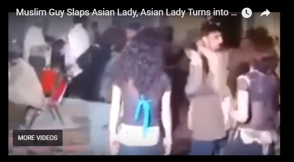 Muslim Migrant Slaps This Lady in a Bar Then She Turned Bruce Lee