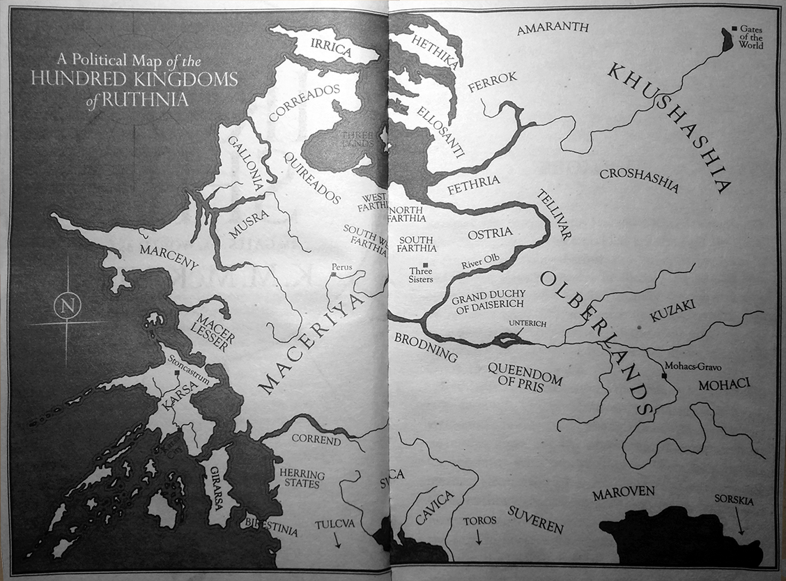 D20 despot review the iron ship by km mckinley the map 2015 solaris books photographed by me and used here for illustrative purposes under fair use gumiabroncs Image collections
