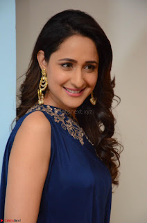 Pragya Jaiswal in beautiful Blue Gown Spicy Latest Pics February 2017 008.JPG