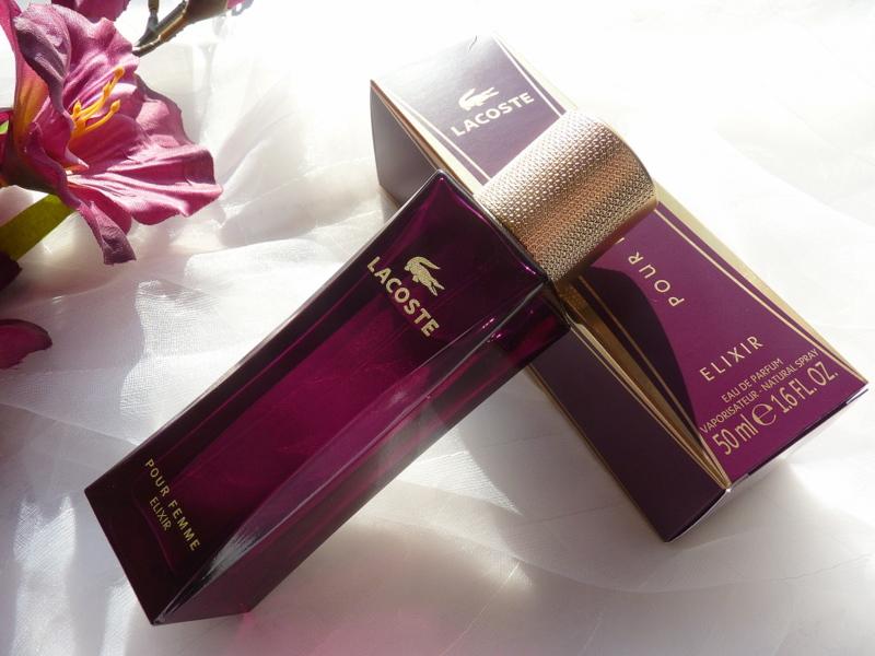 Lacoste Elixir perfumy dla kobiety