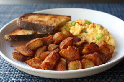 Quick too Crispy Home Fries – Or every 2d We Call Them at Home, Fries