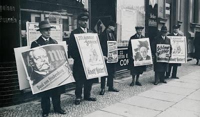 Elections Berlin 1932