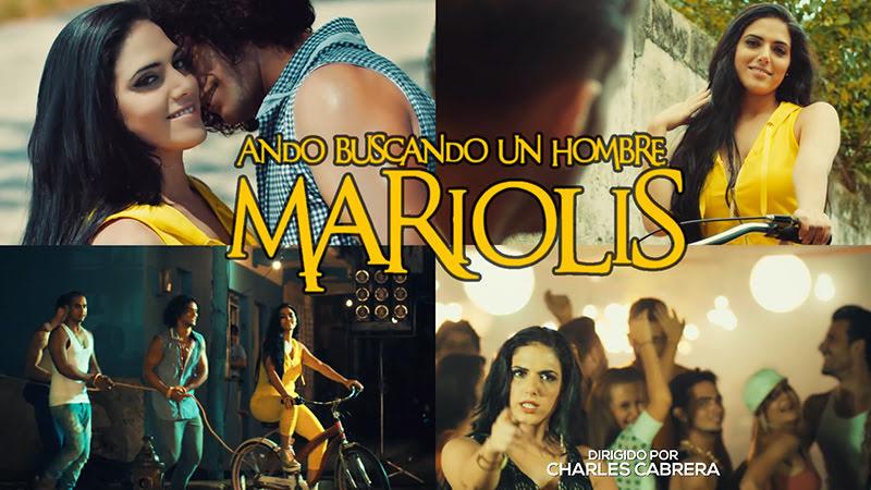 Mariolis - ¨Ando buscando un hombre¨ - Videoclip - Dirección: Charles Cabrera. Portal del Vídeo Clip Cubano