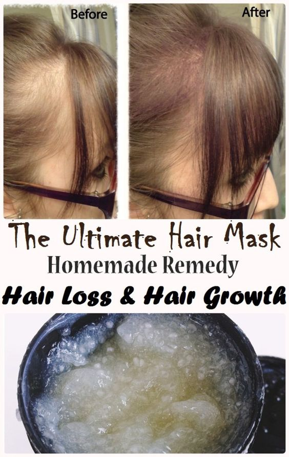 How to prepare the ultimate hair repair and growth mask