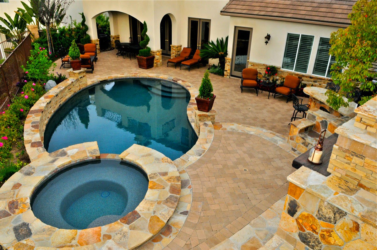 Round pool design with easy maintenance in the backyard; Pool and patio ideas; patio pool designs; outdoor pool and patio ideas; outdoor and pool patio designs; patio and pool home decor; patio and pool home designs; pool landscaping plants; pool landscaping ideas; pool landscaping pictures; pool landscaping rocks; pool decking; pool design plans; pool design ideas; pool ideas; pool design pictures; best pool designs backyard; bakyard pool landscaping; backyard pool build; backyard pool ideas; backyard pool decor; backyard pool design ideas; backyard design ideas; backyard landscaping ideas; pool and patio; backyard pool and patio ideas; backyard patio and pool landscaping