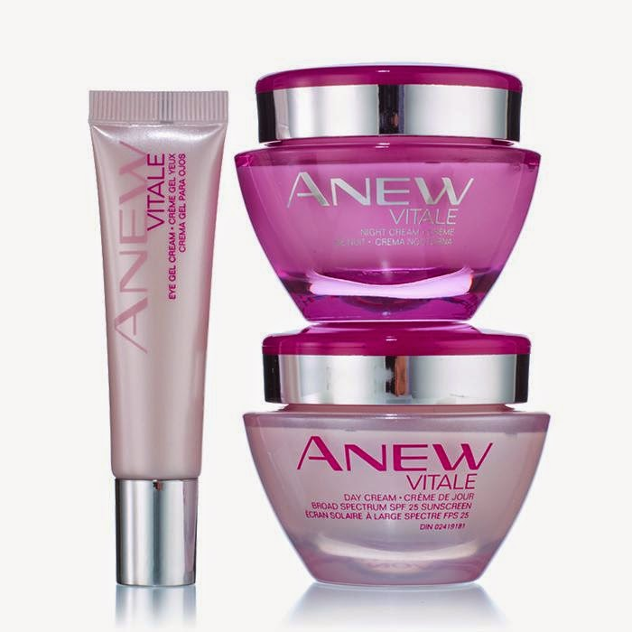 anti aging avon anew in avon catalog
