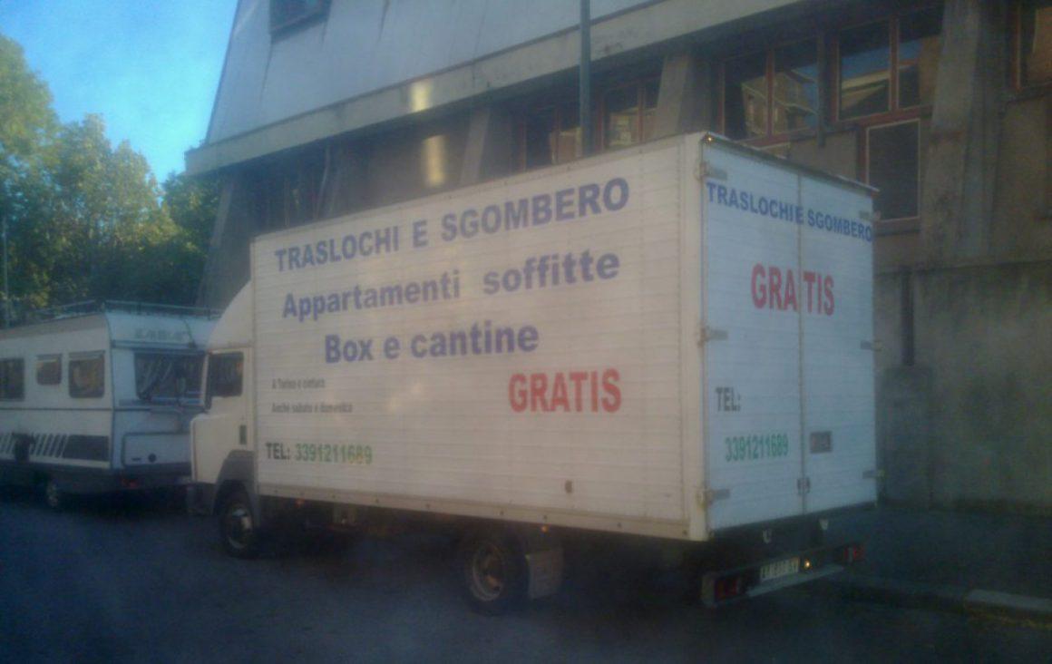 Sgombero Appartamenti Torino Ritiro Mobili Usati Torino