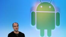 Ο εφευρέτης του Android ο Andy Rubin