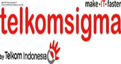 gambar Lowongan Kerja Telkomsigma maret 2016