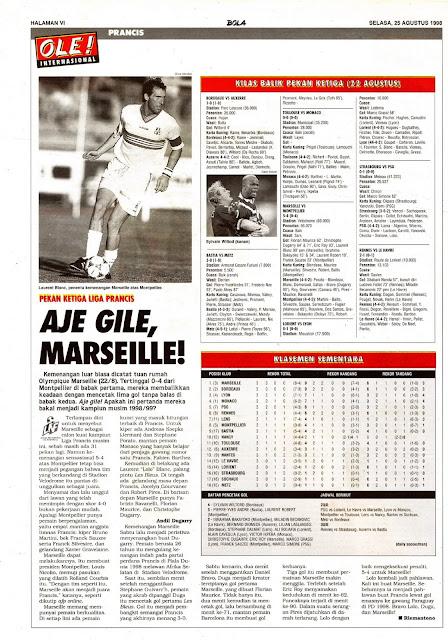 LNF 1998 FRANCE MARSEILLE