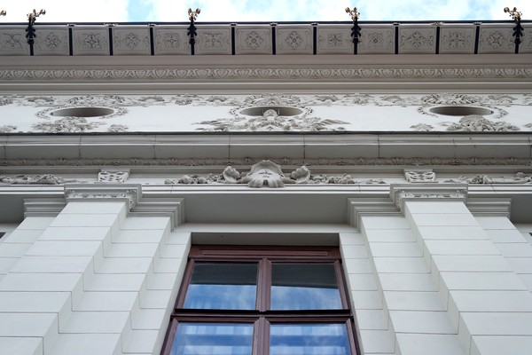 vienne vienna otto wagner art nouveau sécession palais hoyos rennweg