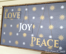 MyLove2Create, Starry Night Christmas Nativity
