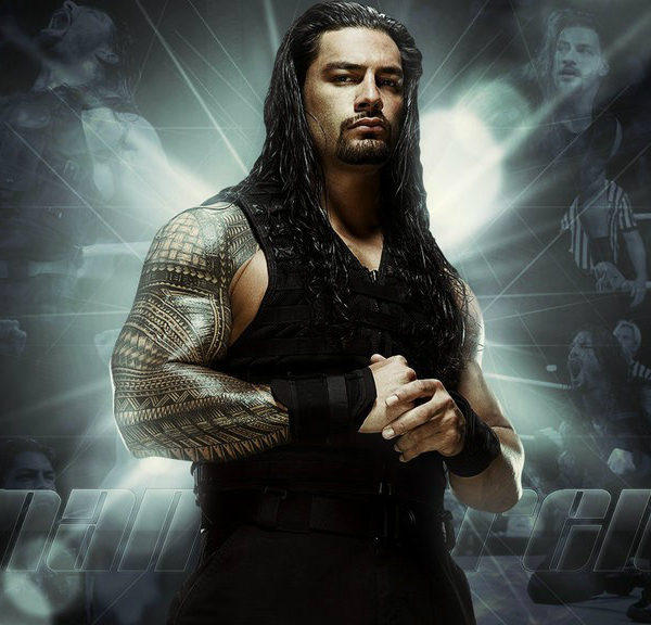 Awesome Photos Of WWE Roman Reigns