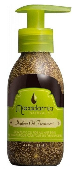 Macadamia Natural Oil Healing Oil Treatment Tratamento Ml