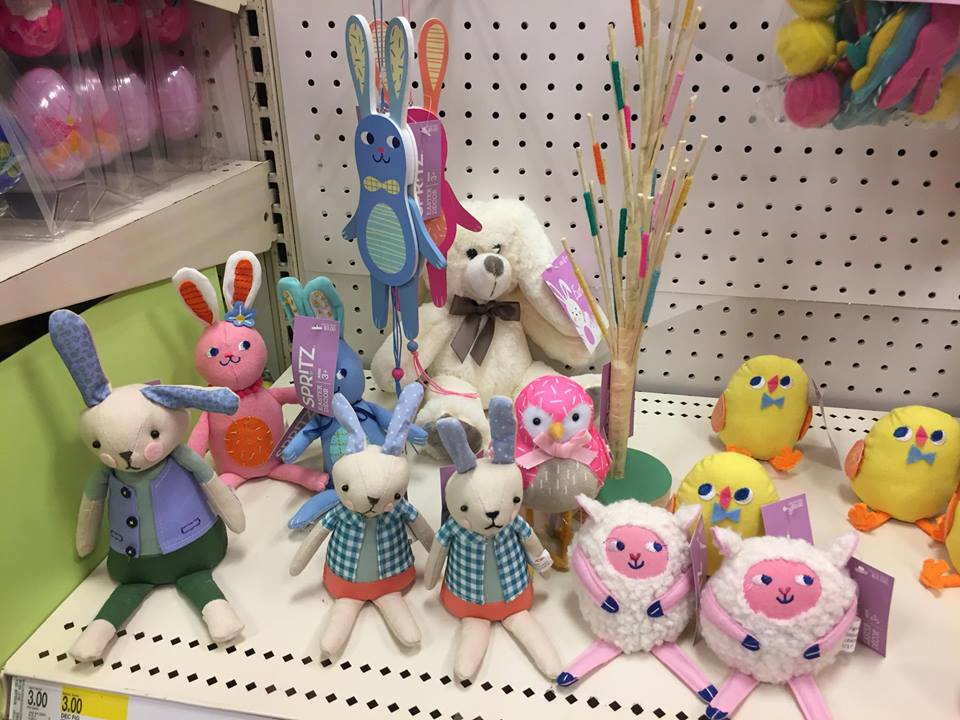 The Horror Movie Bbq Living In Target S Bunny Wonderland
