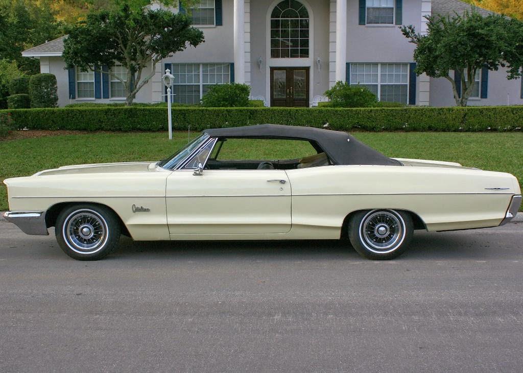 1966 Pontiac Catalina Sedan