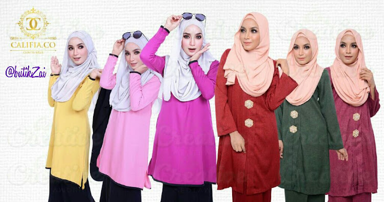 Baju Kurung Moden Online Murah| Jubah Dress| Blouse Muslimah| Nursing Friendly