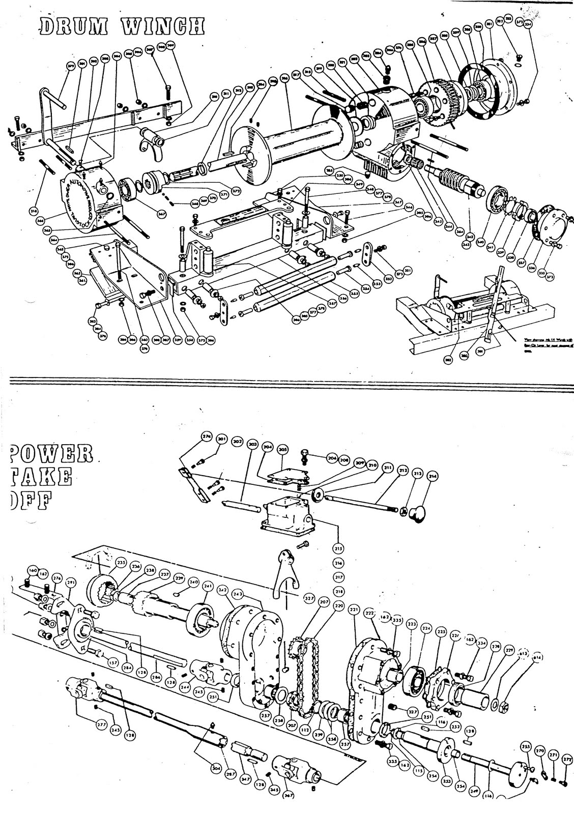 Just Land Rovers Fairey Winches