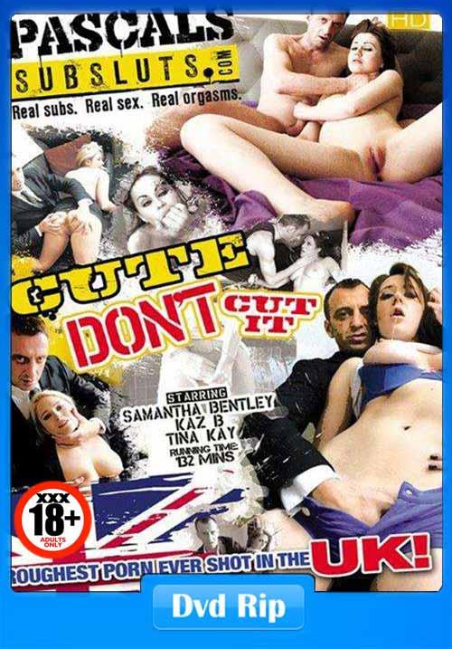 [18+] Cute Dont Cut It XXX 2017 480p DVDRip 500MB x264