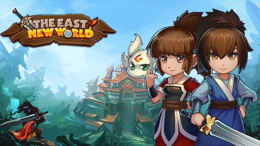 تحميل لعبة The East New World مهكرة نقود لا نهاية
