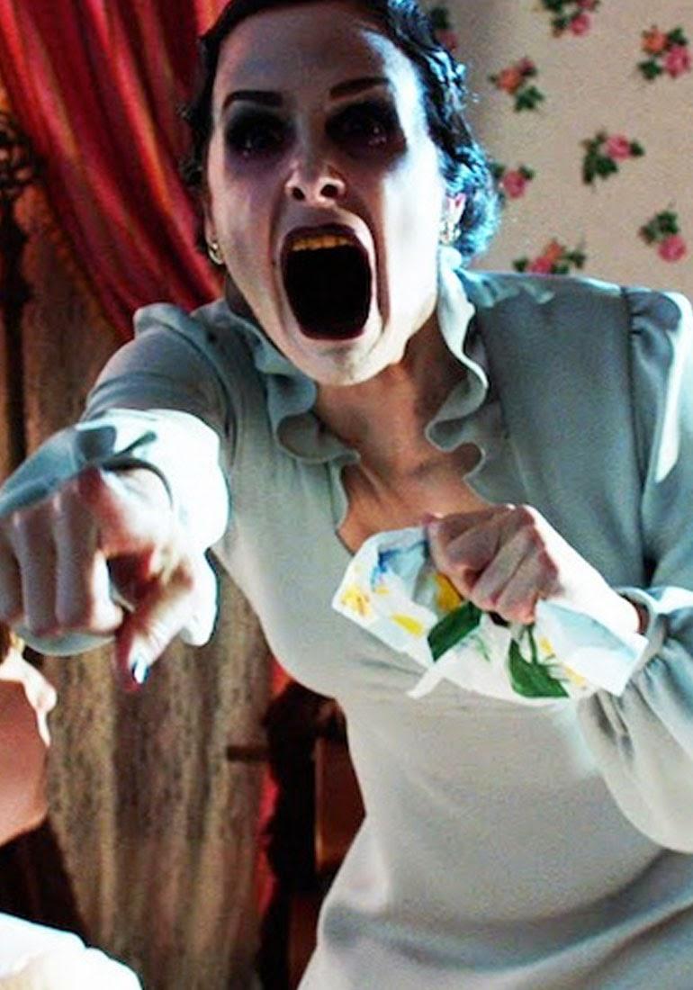 DVD & Blu-Ray: INSIDIOUS: CHAPTER 2 Starring Patrick ...