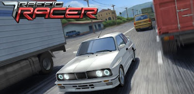 Traffic Racer v2.4 Mod unlimited money unique and addictive racing game