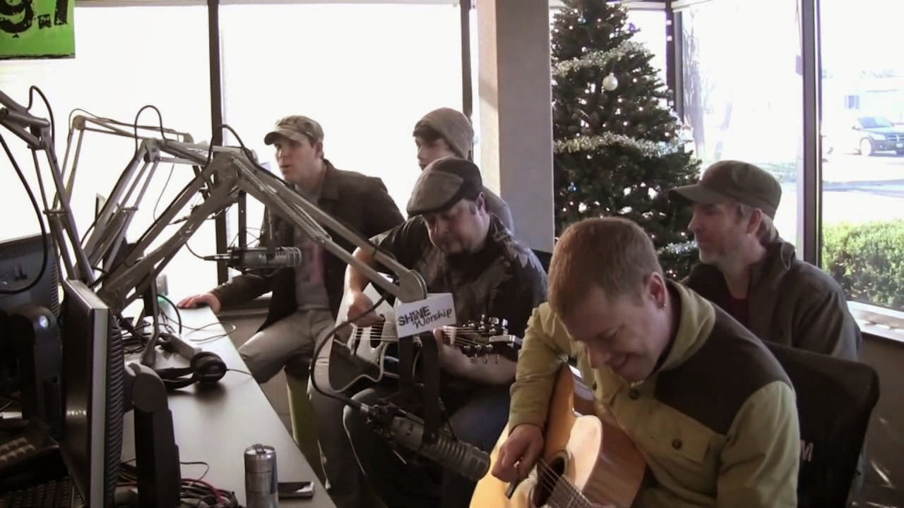 Smalltown Poets - Christmas Time Again 2014 practise sessions
