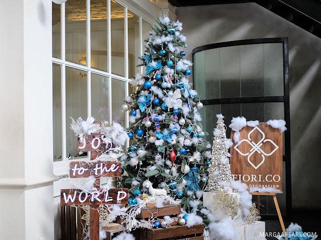 Blue Jasmine Jakarta Christmas Special Menu