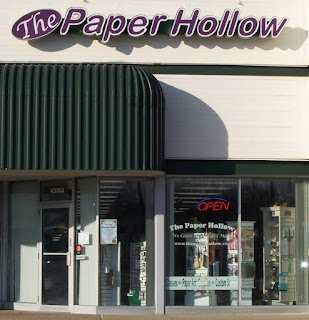 The Paper Hollow