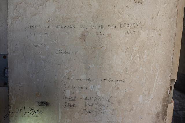 Locaux disciplinaires de la caserne Rochambeau (place forte de Mont-Dauphin)