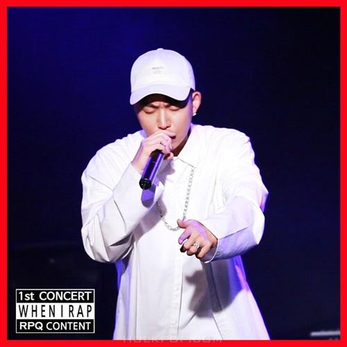 RPQ – When I Rap 할 때 – Single
