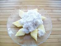 rezept vegan klebereis mit ananas dessert