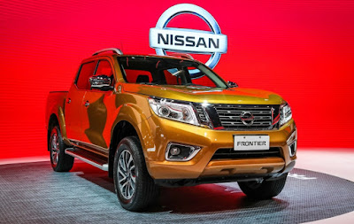 Nova Nissan Frontier já tem preço definido