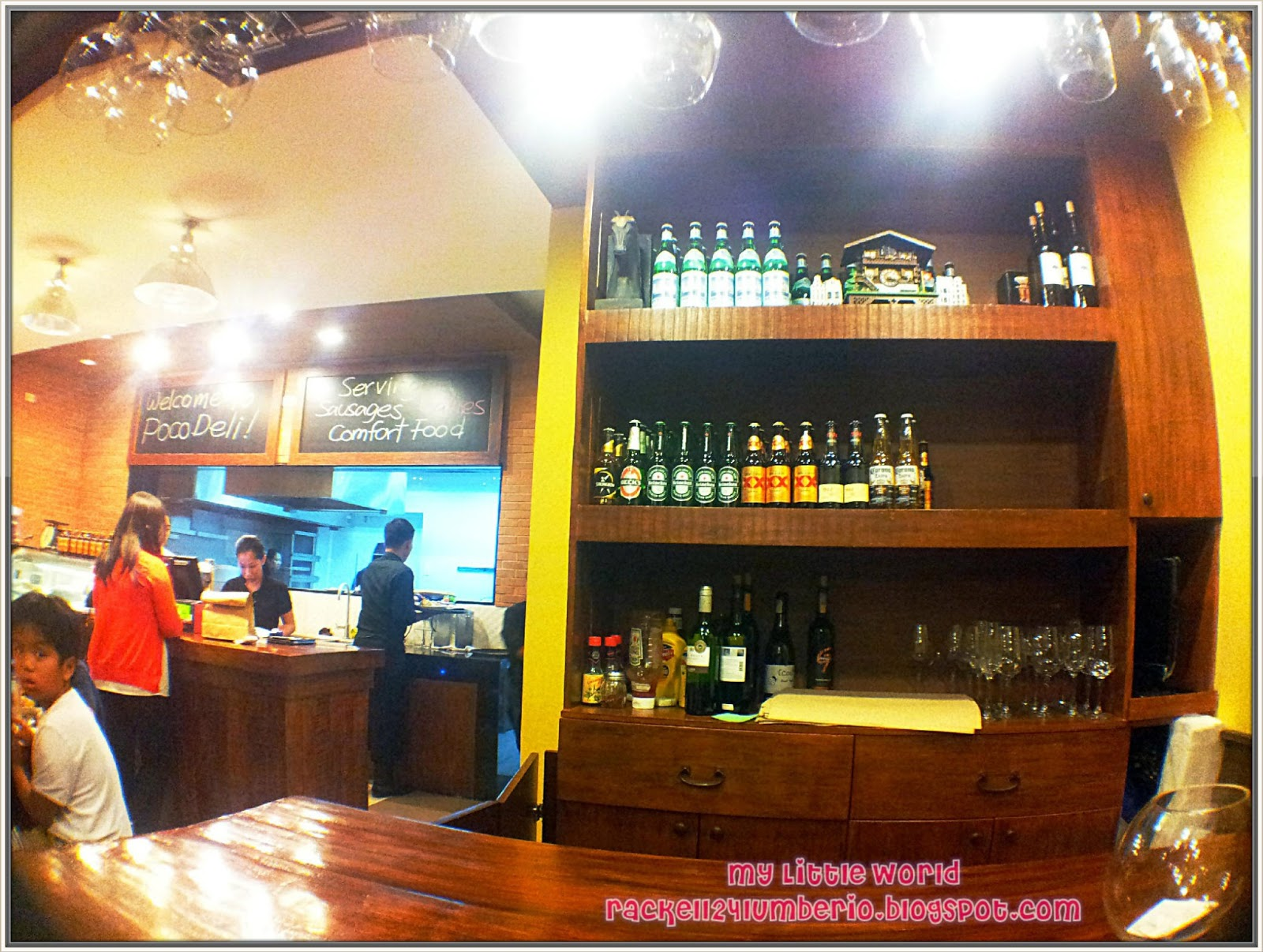 Poco Restaurant New York