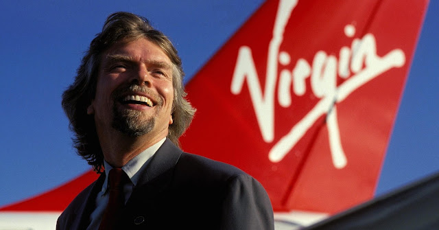 A Treasury of Entrepreneurial Tips from Richard Branson's Business Stripped Bare