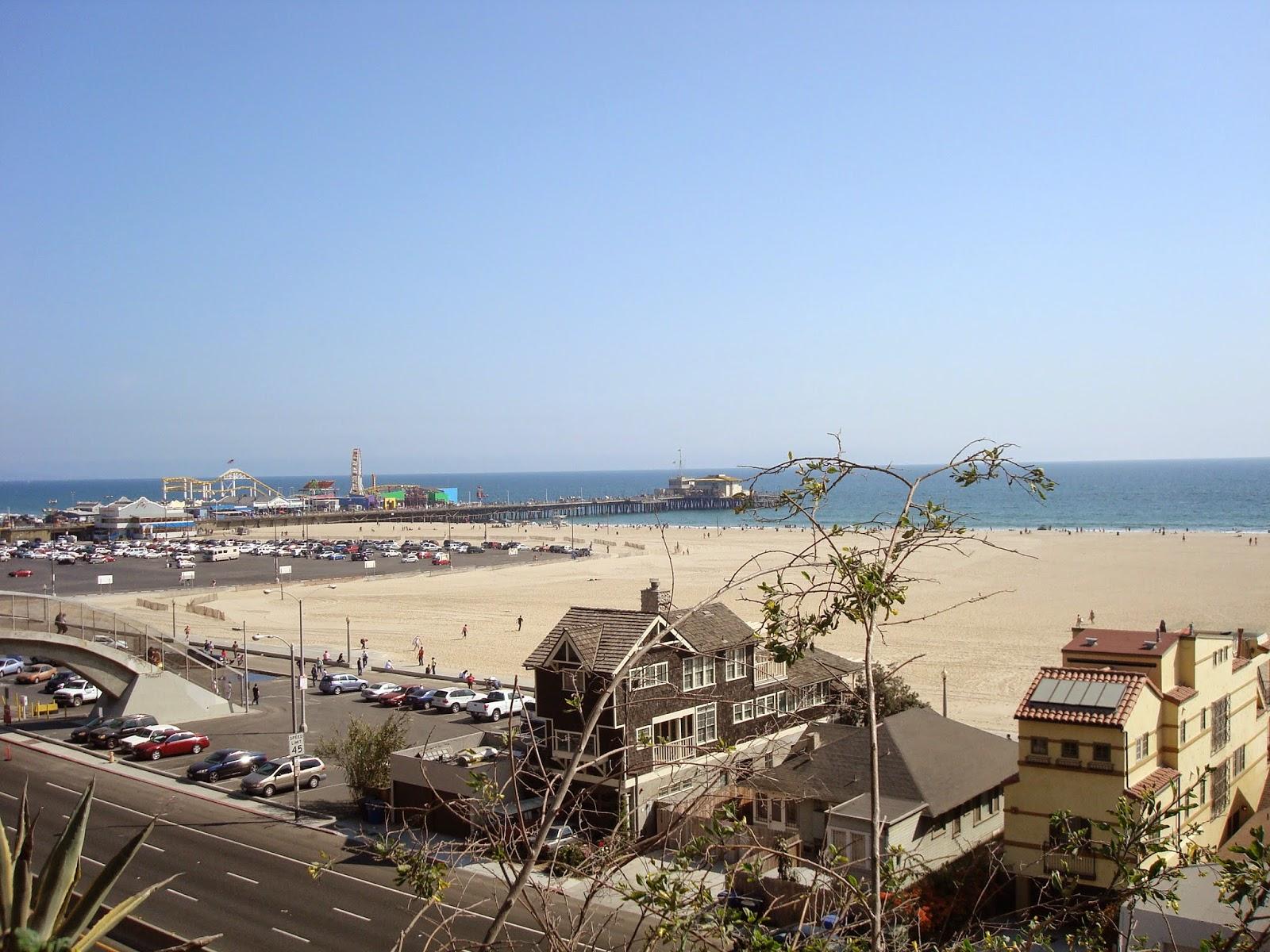 Los Angeles - Santa Monica et Venice Beach