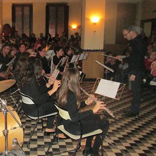 divendres 10 de març a les 19.30 h, III gala de música de l'escola Amando Blanquer