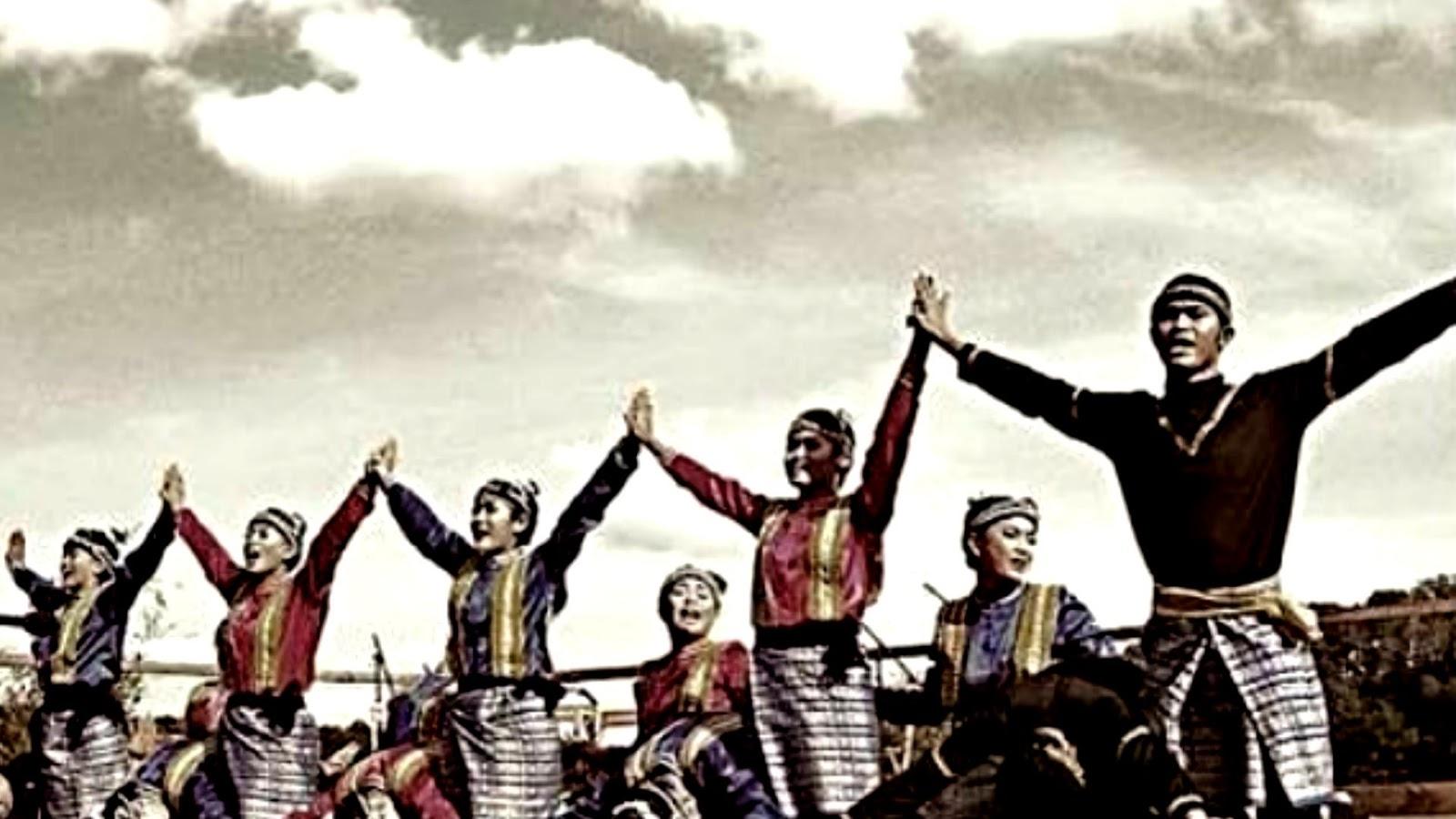 Asal Usul Tari Saman Aceh Beserta Gambar Wallpaper Dan Video