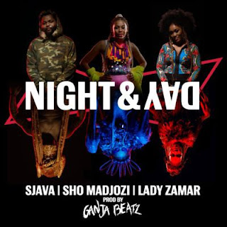 Ganja Beatz  Feat. Sjava, Sho Madjozi & Lady Zamar – Night & Day